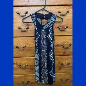 Trixxi Sleeveless Dress- Never Worn!